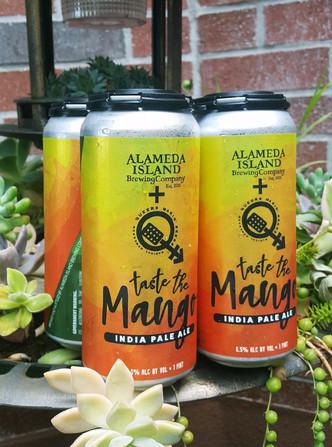 AIBC Beer Label Collaboration Design