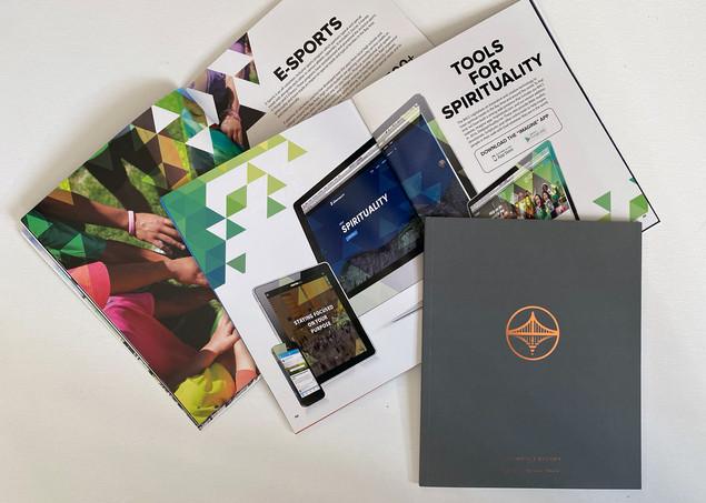 Logo & Annual Report Design