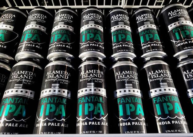 AIBC Beer Label Design