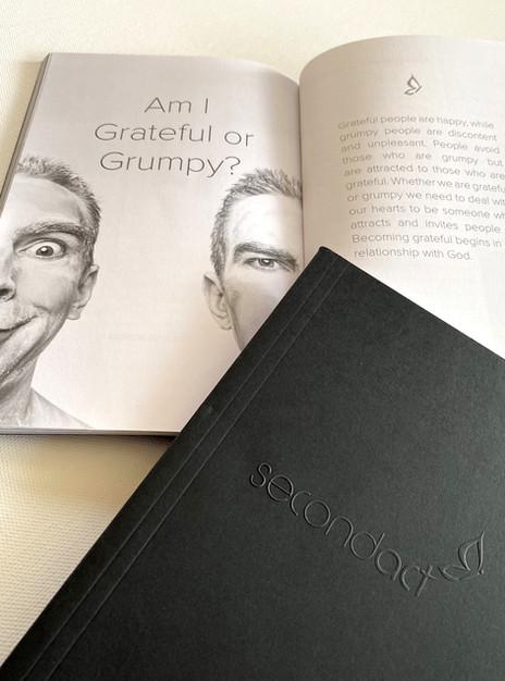 Logo & Journal Booklet Design
