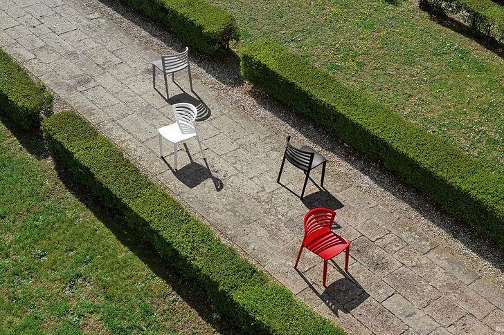venkovní židle Venezia