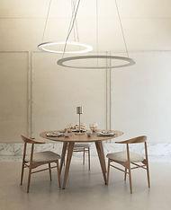 Závěsná světla circular_slim
