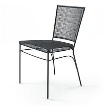kovová židle Giulia