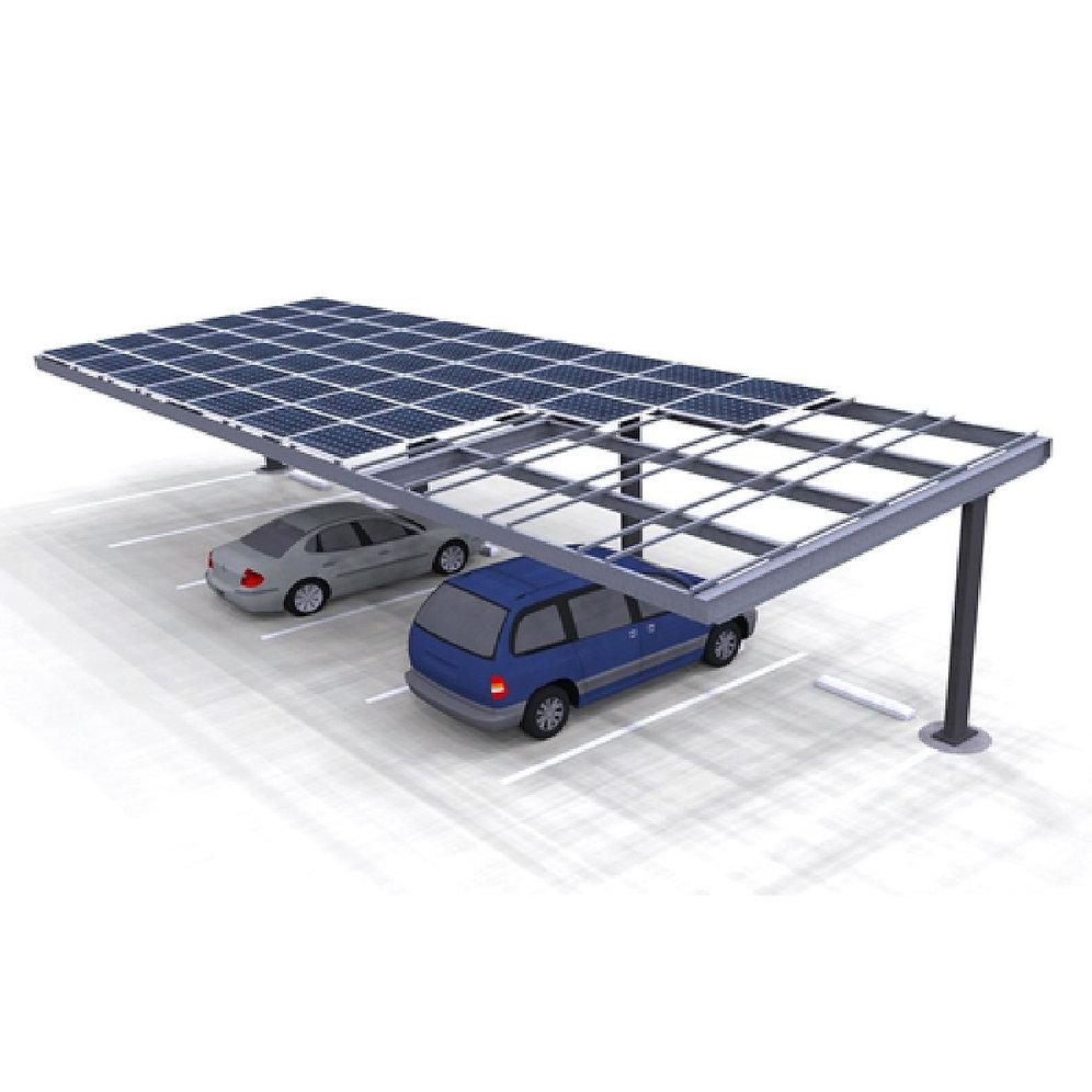 Carports Solar Mount System Alumsolar