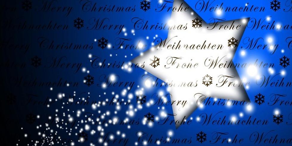 Öffentliche Weihnachtsfeier