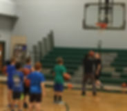 Basketball private lessons.