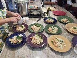 Family fun & pasta making for TEN