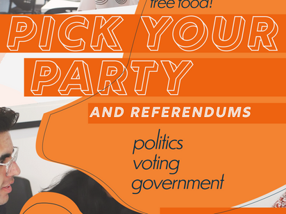 Election, parties & the referendum: HYC's election workshop for new voters
