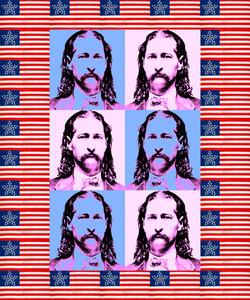 Wild Bill Hickok Montage Framed.jpg