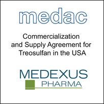 The Sage Group Announces $100M+ Transaction between medac GmbH and Medexus Pharma for Treosulfan in