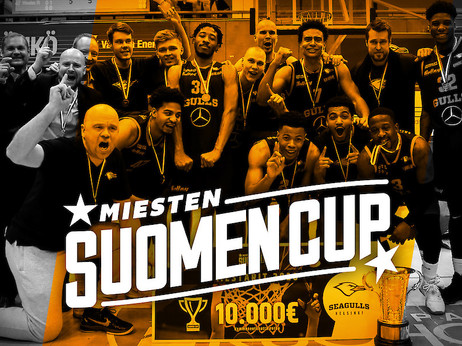 Suomen Cup tullaan pelaamaan Final 4 -formaatilla tulevana kautena