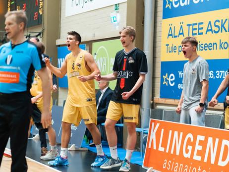 Toista voittoaan metsästävä Ura Basket saapuu Nokialle keskiviikoksi