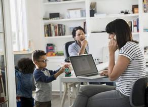 Home Office, Homeschooling y estrés... Cómo mantener un equilibrio y balance perfecto