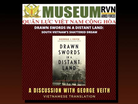 Thuyết Trình Tại The Museum of the Republic of Vietnam 2021