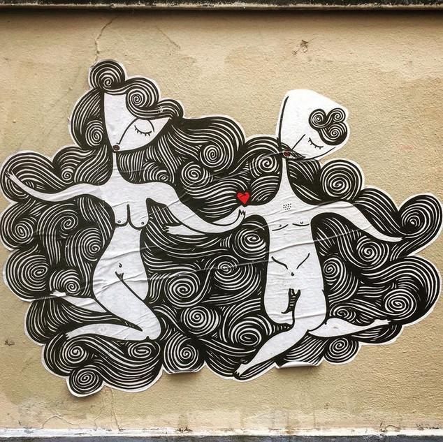 Danse de l'amour