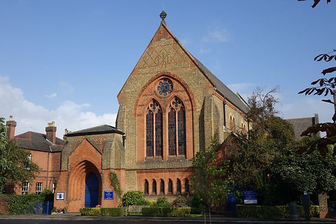 St Matthew's Church, Ealing Common