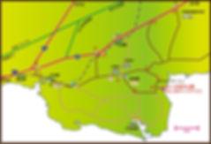 糸ヶ浜アクセス地図