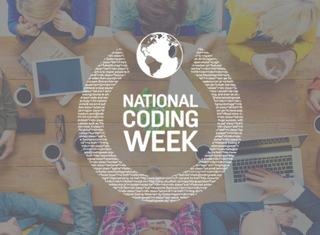 National Coding Week - Lovise's Summer