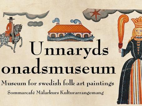 Sommarprogram Unnaryds hembygdspark och Bonadsmuseum