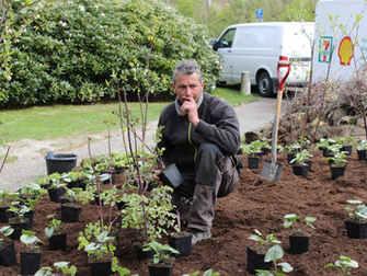 Växtbutiken Gerbianska Trädgården