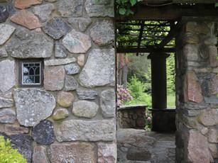 Byggnader på Vargaslätten