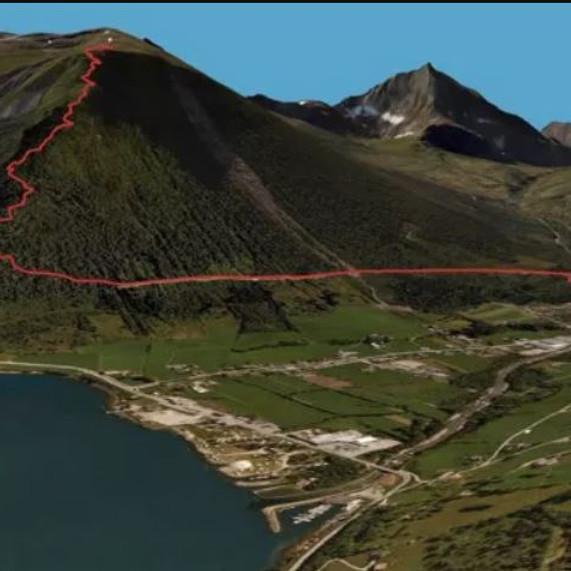 Moon Valley Vertical (Klauva Opp) Hikers class 2021