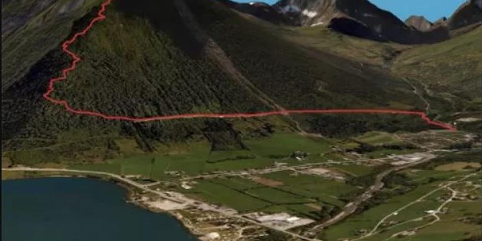 Moon Valley Vertical (Klauva Opp) Hikers class 2020