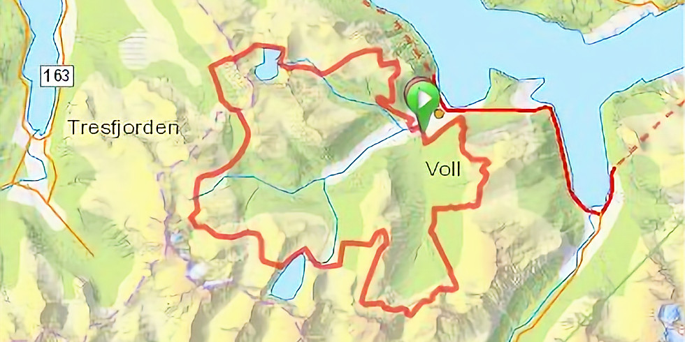 Moon Valley 17 Lakes Run 2020