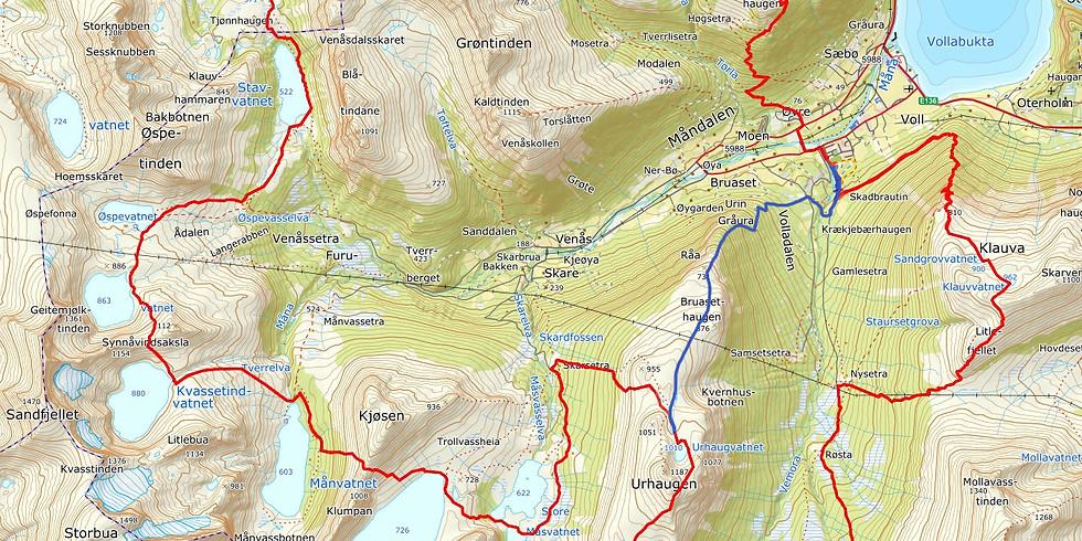 Moon Valley 17 Lakes Run 2021