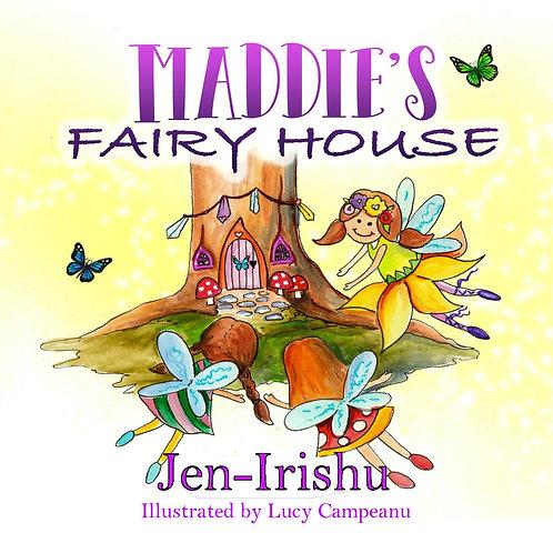 Ebook - Maddie's Fairy House