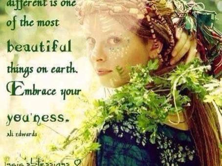 Be uniquely YOU!