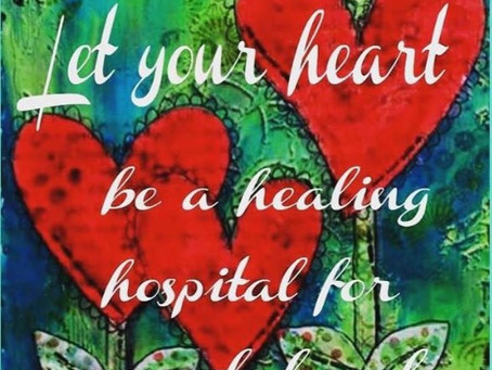 Heart Healing For Wounded Souls.