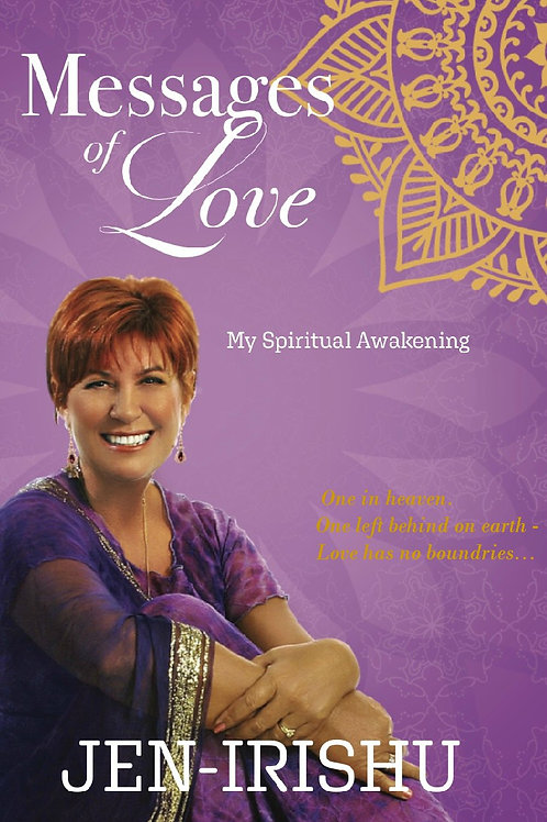 Ebook - Messages of Love - my spiritual awakening