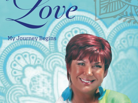 AN EXCERPT FROM MY LATEST BOOK ~ GIFT OF LOVE- my journey begins.