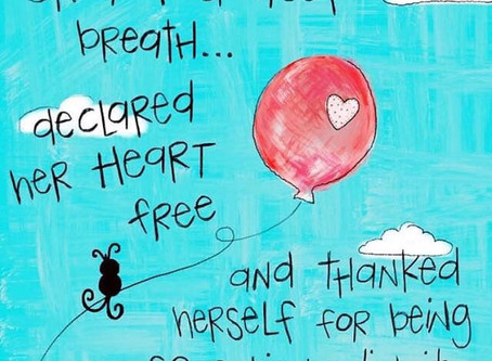 Free your Heart.