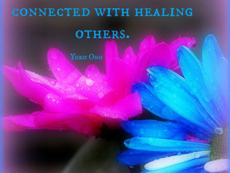 DO WE ALL HAVE THE ABILITY TO HEAL?