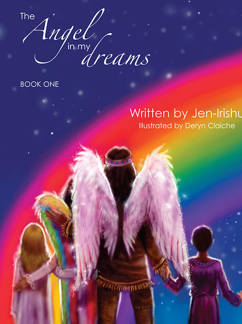 Ebook - The Angel in my Dreams - Book 1