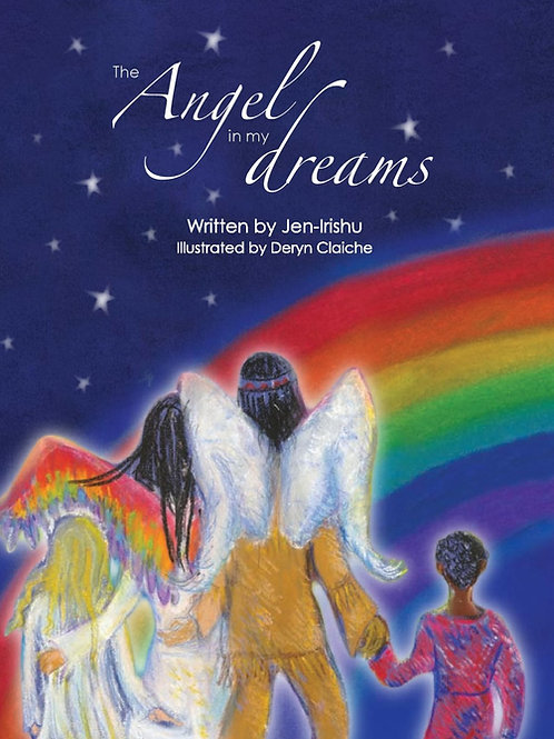 The Angel in my Dreams - Book 1 hard cover