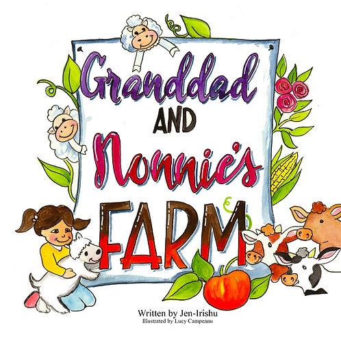 Ebook - Granddad and Nonnie's Farm