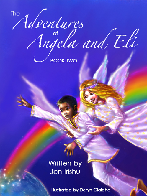 Ebook - The New Adventures of Angela and Eli - Book 2