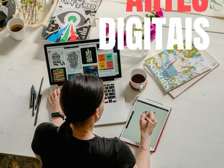 Quais são os seus conhecimentos a respeito da arte digital?