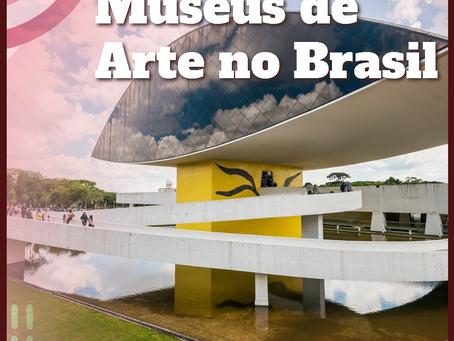 Art Museums in Brazil