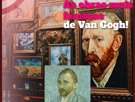 Van Gogh's most famous works!