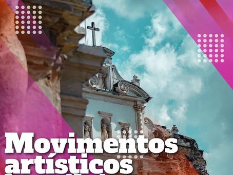 Brazilian artistic movements