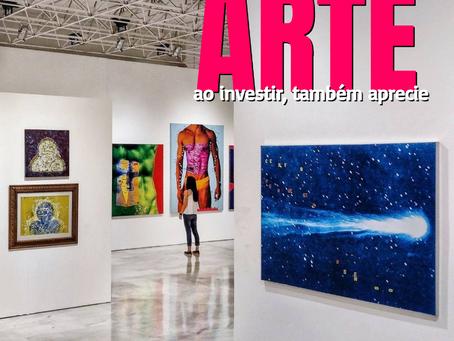 Art - When investing, also appreciate