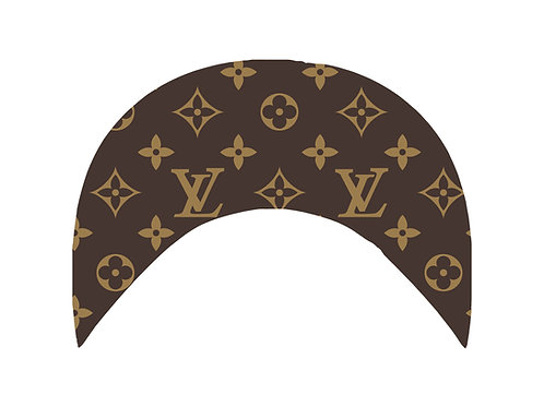 Brown VL Hat Triq