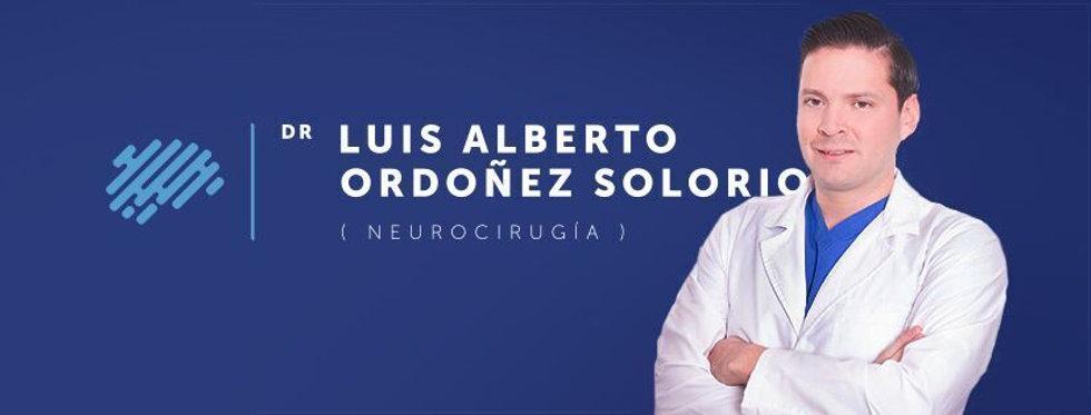 Luis Alberto Ordoñez Solorio neurocirujano df cdmx huixquilucan angeles lomas