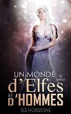 couverture e-book UN MONDE D'ELFES ET D'