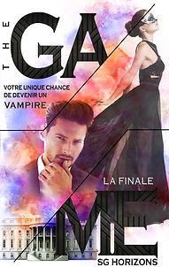 couverture the game 3 E-BOOK version fin