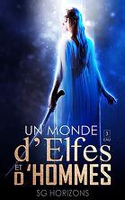 petit couverture e-book UN MONDE D'ELFES